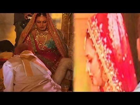 Xxx Mp4 विदाई में फूट कर रोई दिव्यांका… Divyanka Vivek Wedding Special 3gp Sex