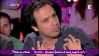 Alexandre Astier: pensées sur la présidentielle 2012