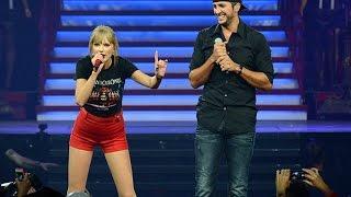 Taylor Swift Ft.Luke Bryan - I Don