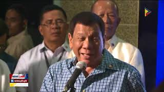 President Duterte on Dengvaxia issue: I am not ready to condemn anybody