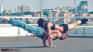 اشهر 10 ثنائيات جمعهم الحب والرياضة - الرومانسية فى صالة التدريب !!