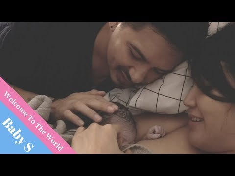 Party of Four -The Beautiful Journey - Birth Video Of Our Second Born