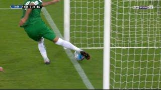 ملخص السعوديه والعراق 1-0 بتعليق رؤوف خليف ( تصفيات كأس العالم 2018 )