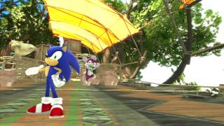 Zuper Plays: Sonic Unleashed *PS3* - Part 53: Don't Mind If I Do