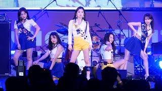 180916 레드벨벳 (Red Velvet) 배드보이 (Bad Boy) [4K] 직캠 Fancam (어제그린오늘 뮤직페스티벌) by Mera