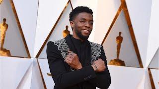 Chadwick Boseman Does Wakanda Forever Salute Everywhere