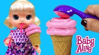 Baby Alive YENİ Oyuncak | Oyuncak Bebek | EvcilikTV