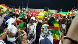 Ethiopians in Dubai gathered to support PM Abiy Ahmed