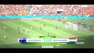 اجمل 10 اهداف في كاس العالم 2014 بتعليق عصام الشوالي HD