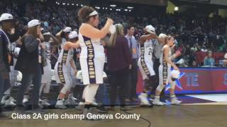 The 2017 AHSAA State Finals highlights