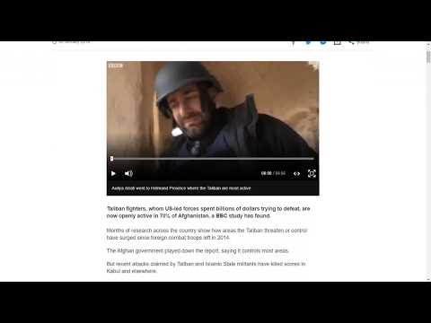 Xxx Mp4 BBC Taliban Threaten 70 Of Afghanistan Text Only No Sound 3gp Sex