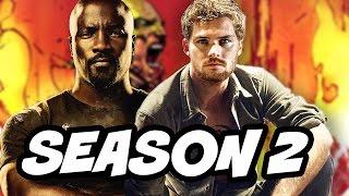 Iron Fist Ending and Season 2 Luke Cage Explained