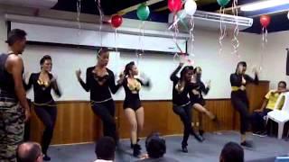 Danza Moderna Utesa 14-01-13