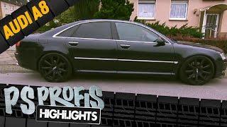 Audi A8 4.2L   PS Profis - Autos im Visier