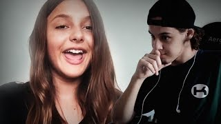 MEIGA E ABUSADA - LAURA SCHADECK COVER - REACT