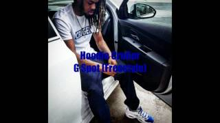 Hoodie CruGer - G Spot (Freestyle)