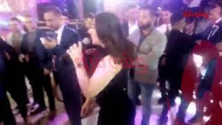 وشوشة   رقص شعبى لـ بوسى فى احد حفلات الزفاف  Washwasha
