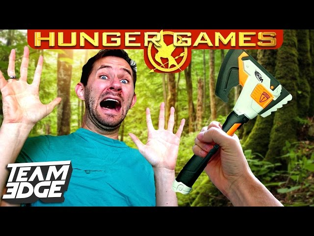 HUNGER GAMES IN REAL LIFE!