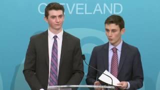 High School Debate Championship 3.10.2017