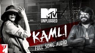 MTV Unplugged - Kamli | Shilpa Rao | Javed Ali | Pritam | Dhoom:3