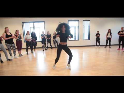 SUELA WILSTERMAN - I'M A DANCER COOLCAT BACK 2 DANCE SCHOOL WORKSHOPS 2015