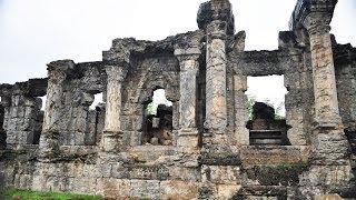 Martand (Mattan) Sun Temple ruins, near pahalgam