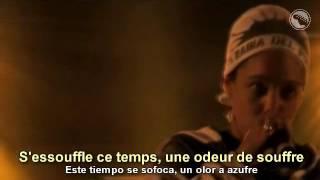 Keny Arkana - Cinquieme Soleil - Subtitulado Español & Francés