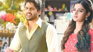 Savyasachi Movie Making Video   Naga Chaitanya, Nidhhi Agerwal