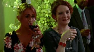 Carla Gets Hammered At Her Wedding - Coronation Street