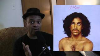 PRINCE EARLY ALBUMS REVIEW