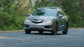 2017 Acura RDX AWD Advance Review - AutoNation