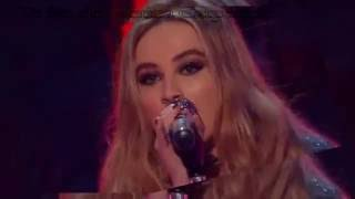 Sabrina Carpenter  Smoke and Fire en los RDMAS 2016