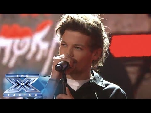 Finale One Direction Performs Midnight Memories On The X Factor The X Factor Usa 2013