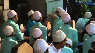 video peringatan maulid Nabi Muhammad SAW majlis nurul islam 23 pebruari 2014