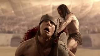 Acsion movie: Blood And Sand-Spartacus