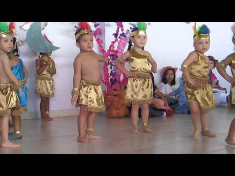 Baile Indigena Isabella Carrillo Hernández