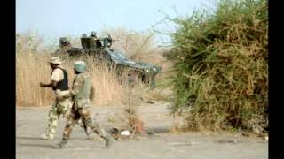 The Rugged Nigerian Armed Forces