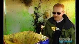 Mythbusters Paint Bomb