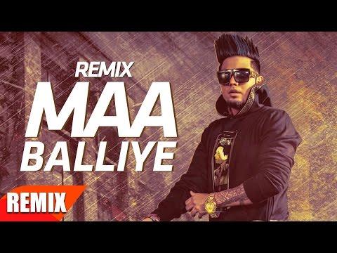 Maa Balliye (Remix) | A Kay | Priyanka Solanki | Punjabi Remix Song | Speed Records