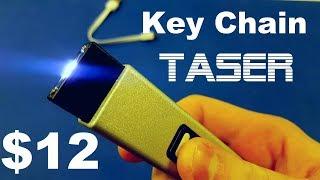 Random Reviews Ep. 3: $12 Key Chain Taser