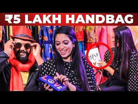 Xxx Mp4 Thalapathy S Costume Designer Handbag Secret Revealed Joy Crizildaa What S Inside The HANDBAG 3gp Sex