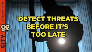 5 Reasons you'll want a motion detector when SHTF (guardline wireless driveway alarm review)