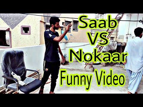 Xxx Mp4 Saab Vs Naukar Mulk Aur Tabdeeli Best Funny Video Bablu And Achoo 3gp Sex