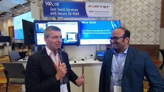 MEF18 PoC - Zero Touch Automation for SD-WAN + SECaaS + Virtual Cloud Exchange (VCX)