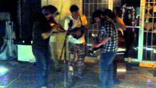 Smokey's Farmland Band play @ Dashi Restaurant in Christiansted, USVI.AVI