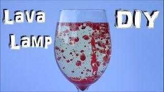 DIY Lava Lamp! (Instant!) Life Hack