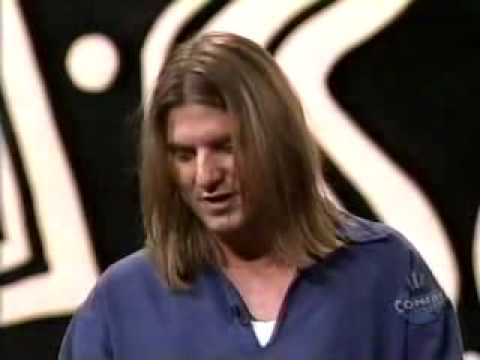 Mitch Hedberg Early T.V. 1995 stand up