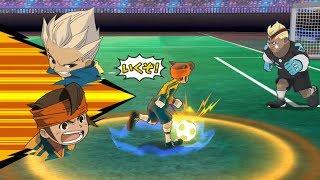 Inazuma Eleven GO Strikers 2013 Raimon VS The Ogre Wii Gameplay 1080p (Dolphin PC/Wii Emulator)
