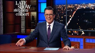 Anthony Scaramucci Is Coming To The Late Show