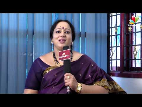 Actress Nalini Goes Exclusive on Her Serial Journey | Interview